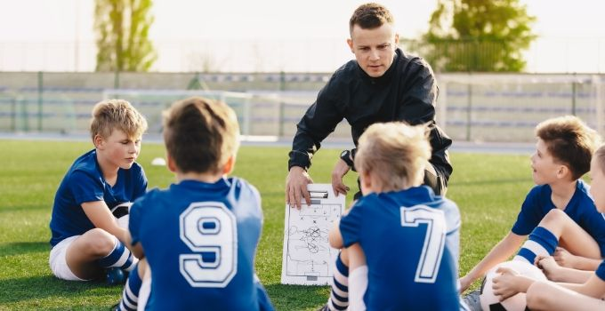 football coach experience uk