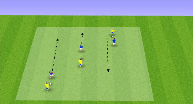 how to improve football skills