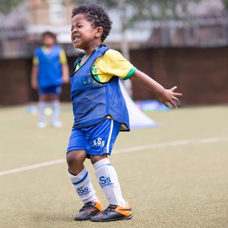 what are football holiday camps