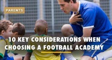 best football academy london