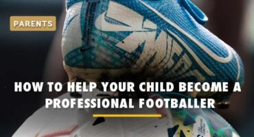 child become a professional football player