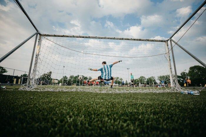 soccer goalkeeper drills