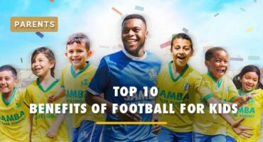 benefits of football for kids
