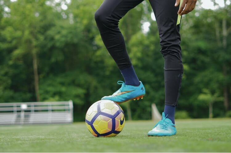 fitness in football