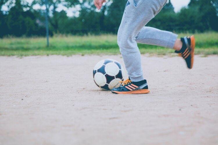 football benefits for health