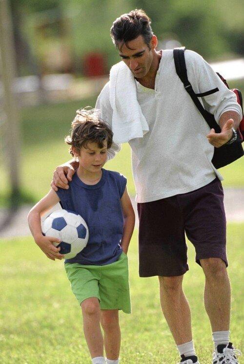 football improves bonding