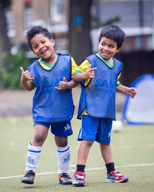 football improves social skills