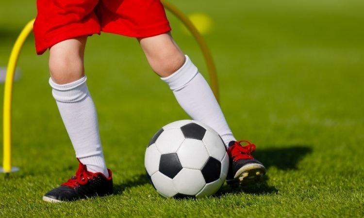 individual football training for kids