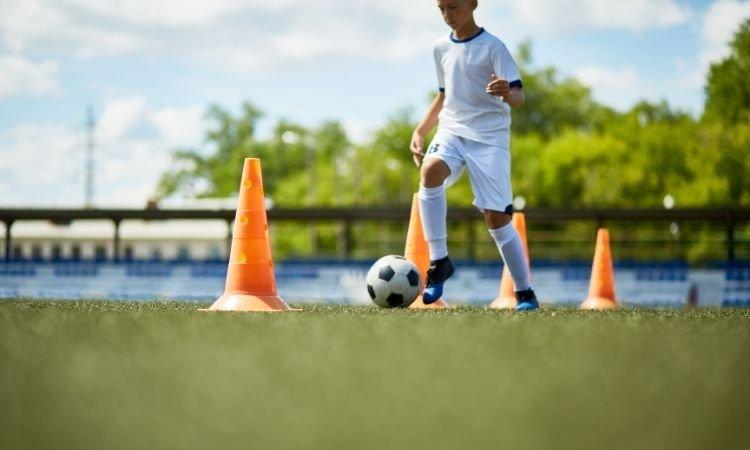 individual football training