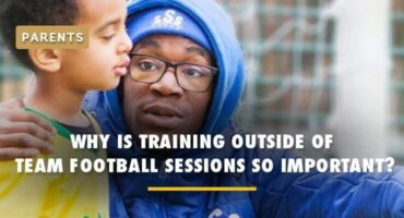 Why is Training Outside of Team Football Sessions So Important?