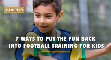 Ways to Put the Fun Back into Football Training for Kids
