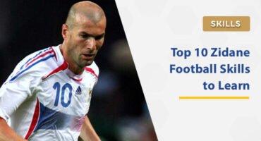 zinedine zidane football skills to learn