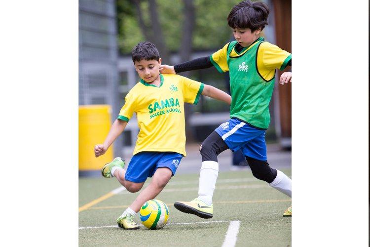 side block tackle soccer