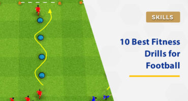 best fitness drills for football