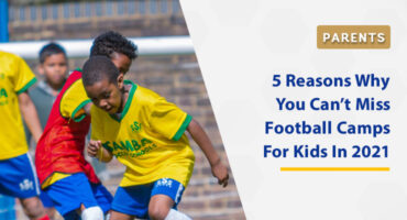 football holiday camps for kids