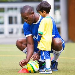 1 to 1 football coaching centre london