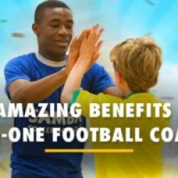 Benefits of 1-on-1 Football Coaching