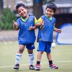 football training fun