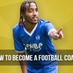 how to become a football coach uk