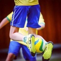 kids football skills