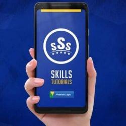 skills tutorial app