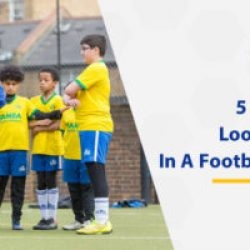 things to look for in a child football coach