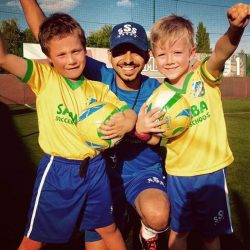 who runs your kids football camps